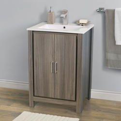 Vanity For Downstairs Bathroom Vanity Base Vanity Menards