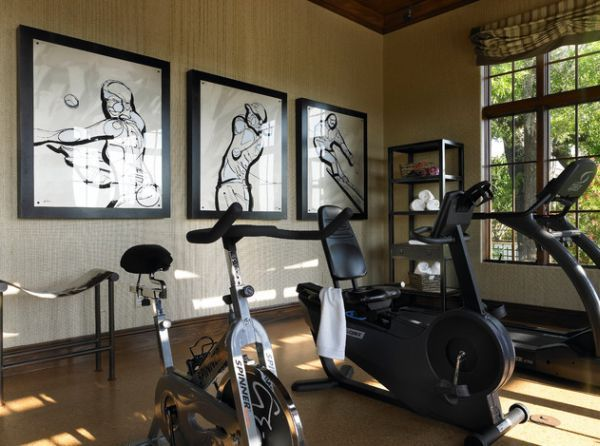 70 home gym ideas and gym rooms to empower your workouts - Home Gym Design Ideas