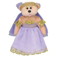 Beanie Kids Skansen Layla The Princess Bear Bk2 078 Beanie Bears