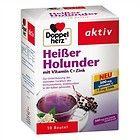Doppelherz Heisser Holunder mit Vitamin C +Zink Gran