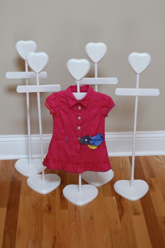 Dress Hanger Baby Shower Centerpiece Stacey Stands By Design40 Extraordinary Baby Dress Display Stand