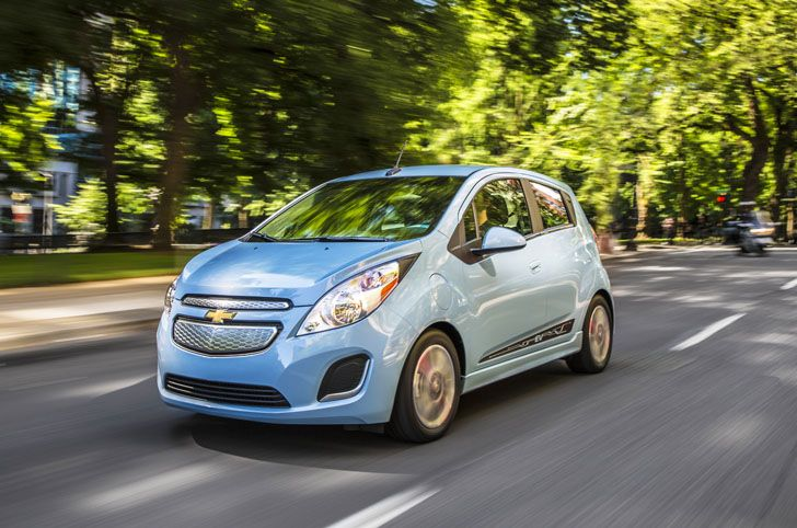 2015 Chevy Spark Ev Price Slashed To 14 995 After Tax Credits In