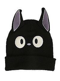 7836e74cc2b COM - Studio Ghibli Kiki s Delivery Service Jiji Knit Watchman Beanie