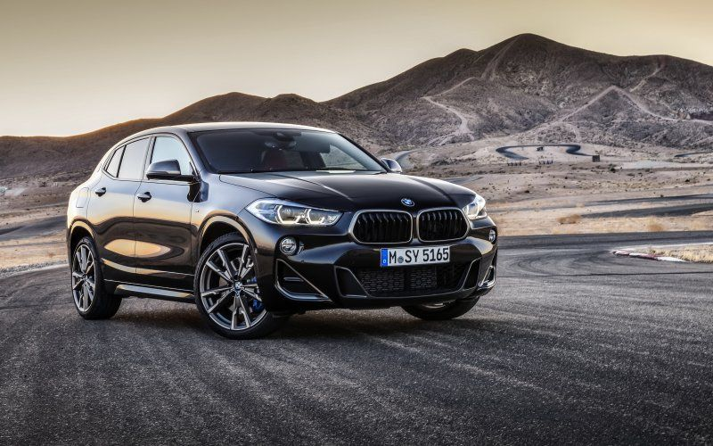 Black Bmw X2 Compact Suv Wallpaper Best Luxury Cars
