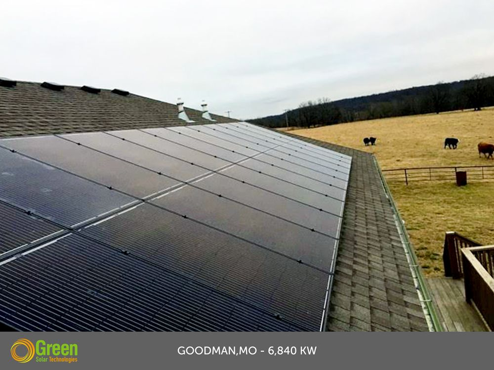 Green Solar Technologies Solarpanel Installation 6 840 Kw Call For A Quick Quote 844 765 8324 Www Gree Solar Technology Free Solar Solar Panel Installation