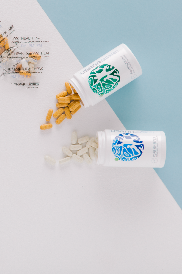 Core Minerals and Vita Antioxidant work together to support vibrant health. That's why the USANA® Ce...