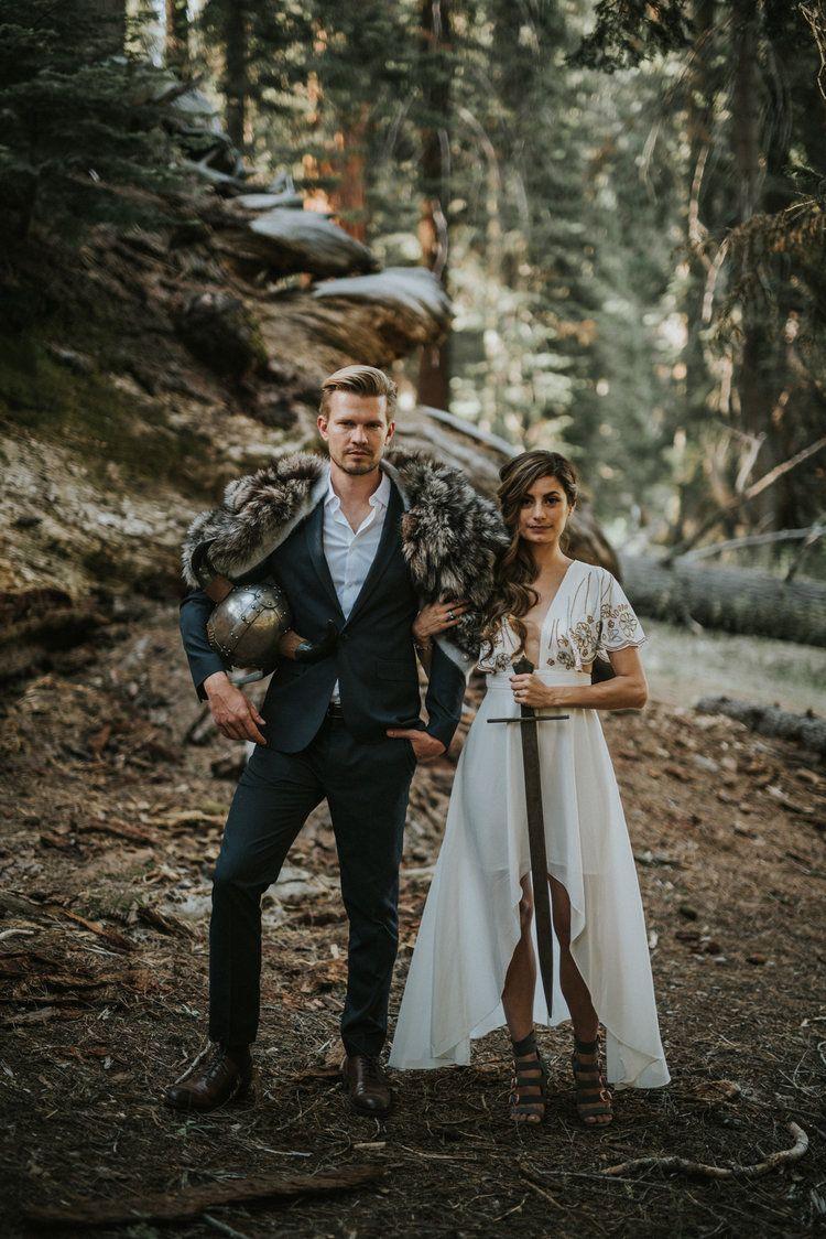 ded7e667a5b A real viking wedding danielle donovan – Artofit