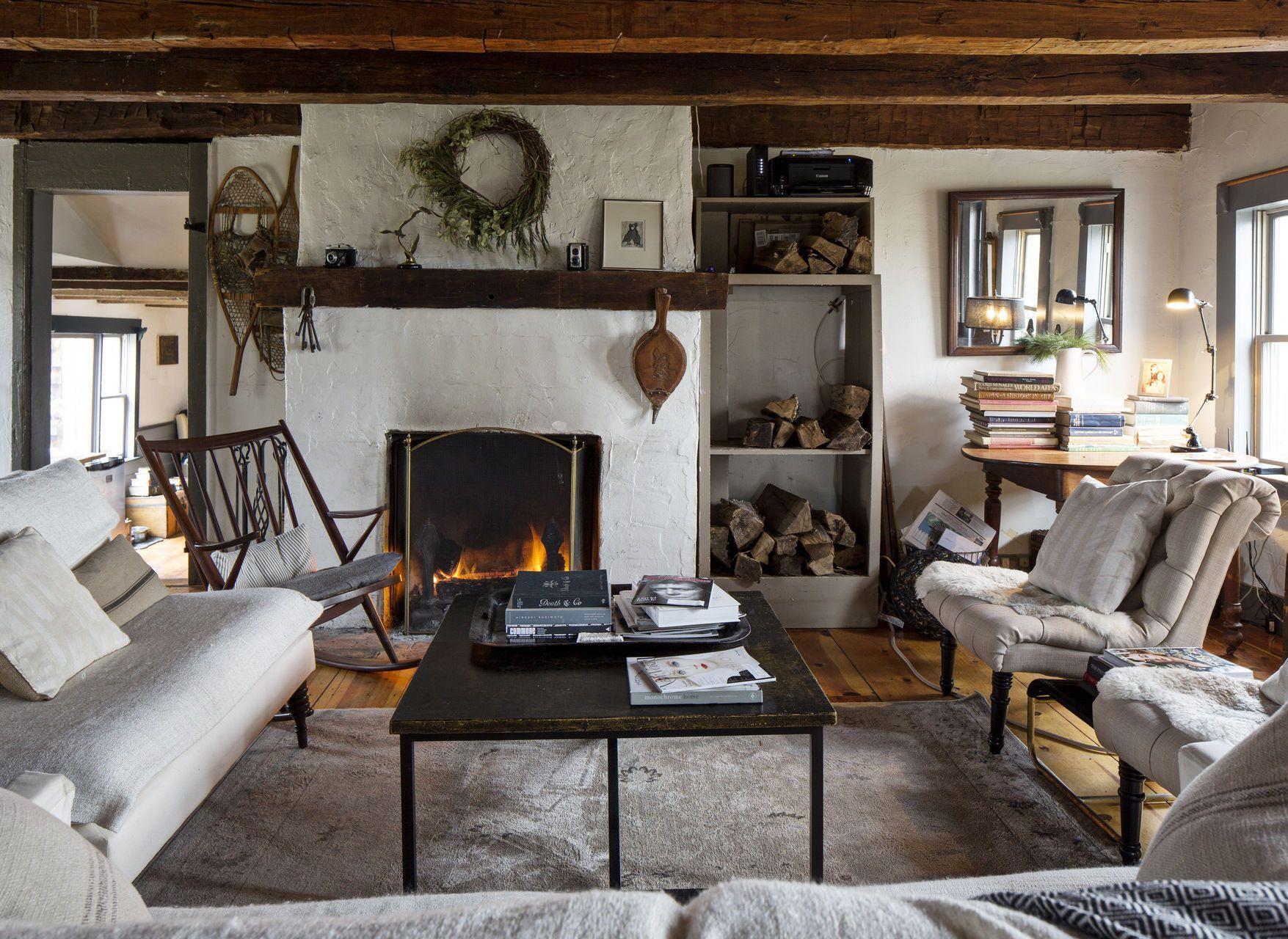 New Upstate New York Inns Living room inspiration, Home