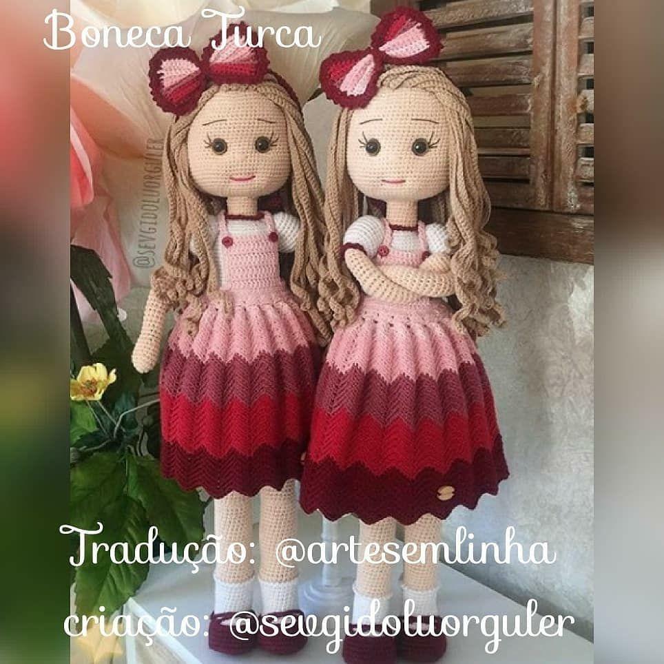 Amigurumi Receitas Bonecas - Amigurumi Receitas | 964x964
