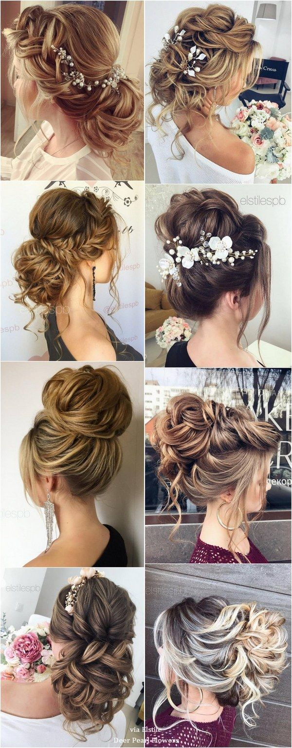 Wedding hairstyles best wedding hairstyles for long hair