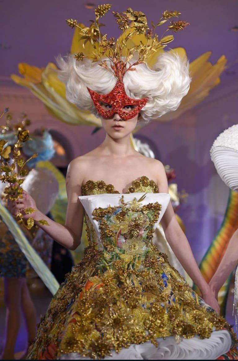 The designer behind Rihanna's Met Gala red carpet look ...