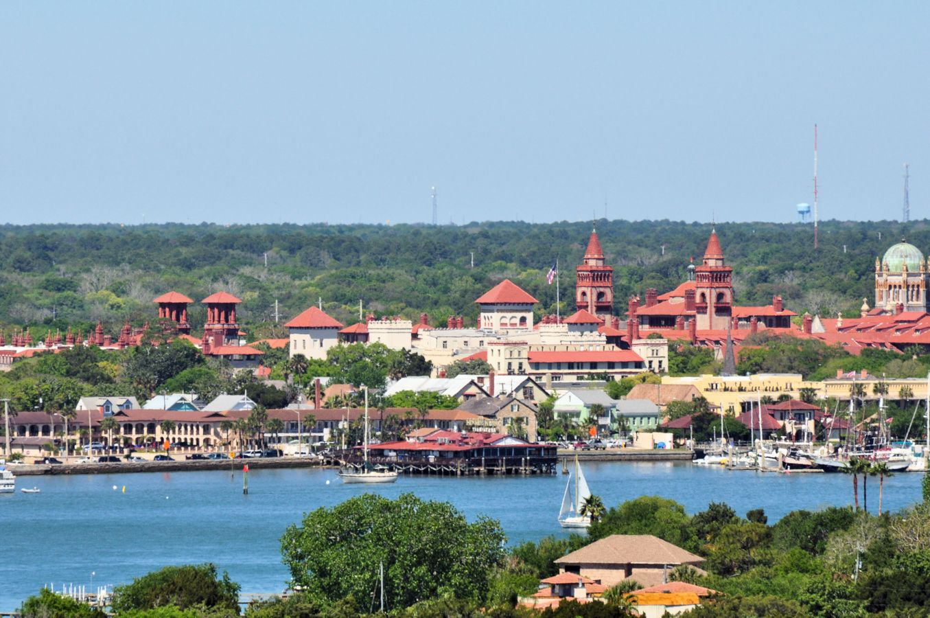 Florida Rv Dealer Honeymoon Locations Places In Florida St Augustine