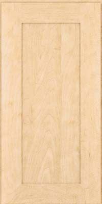Square Recessed Panel Solid Drhm6 Square Natural Bathroom Cabinetry Kitchen Cabinet Design