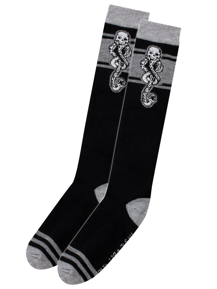 "HARRY POTTER ""Dark Mark"" knee socks"