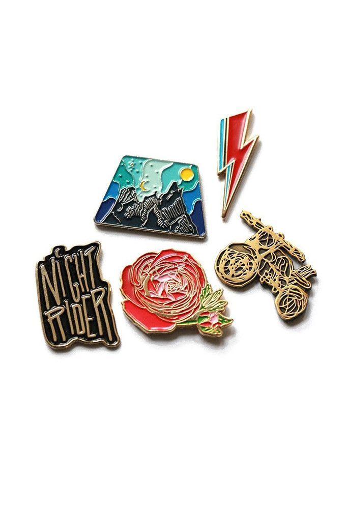 Pins from Little Braap Racer
