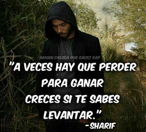 Sharif Rap Musica Y El Alma