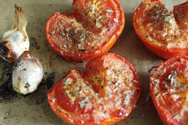 Tomatenrisotto van www.beginspiration.nl