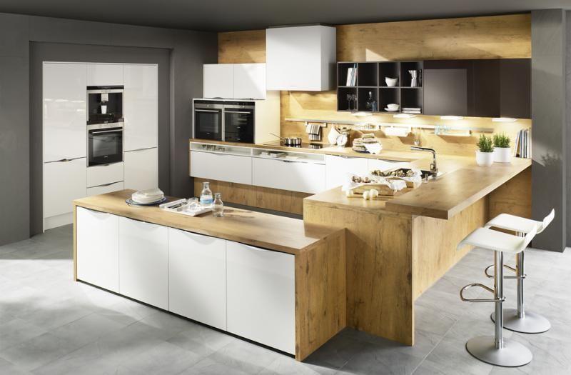 Küchenzeile mit EGeräten »Toronto, Breite 280 cm« in 2020