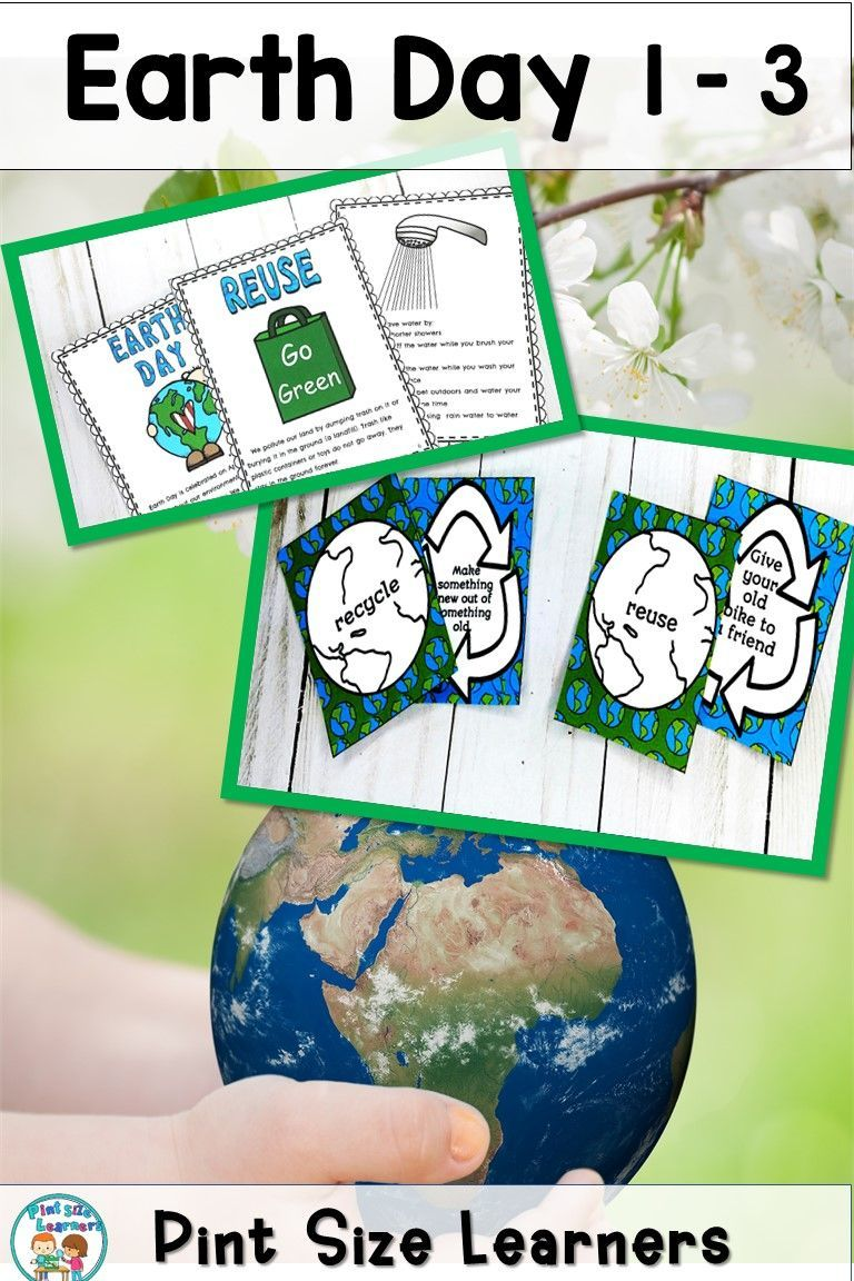Earth Day Center Activities and Worksheets for 2nd Grade and 3rd Grade    Earth day activities [ 1152 x 768 Pixel ]