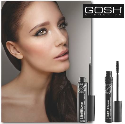 c16761a8300 *NEW* GOSH Growth Serum contains a growth active, SymPeptide which is  proven to