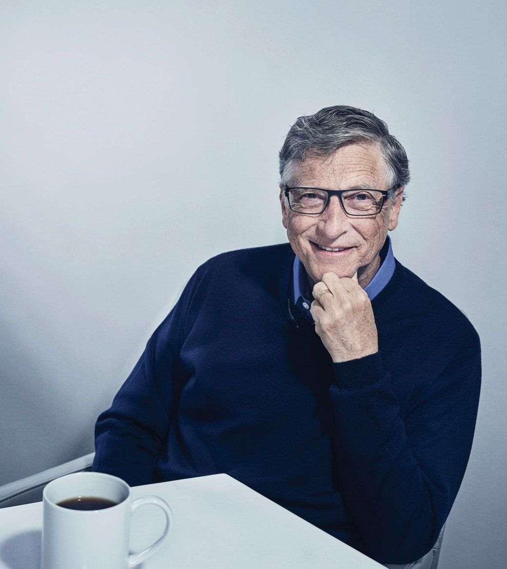 Bill Gates How We Ll Invent The Future