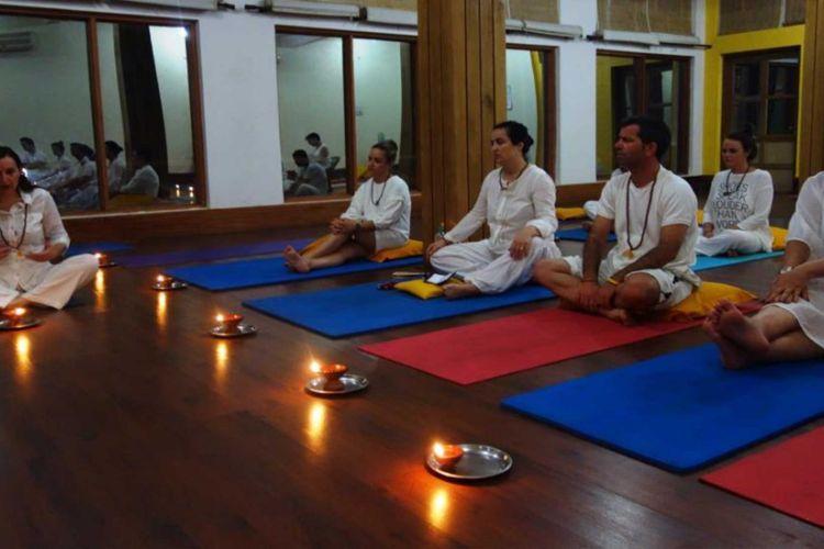 15+ Yoga at the ashram schedule inspirations