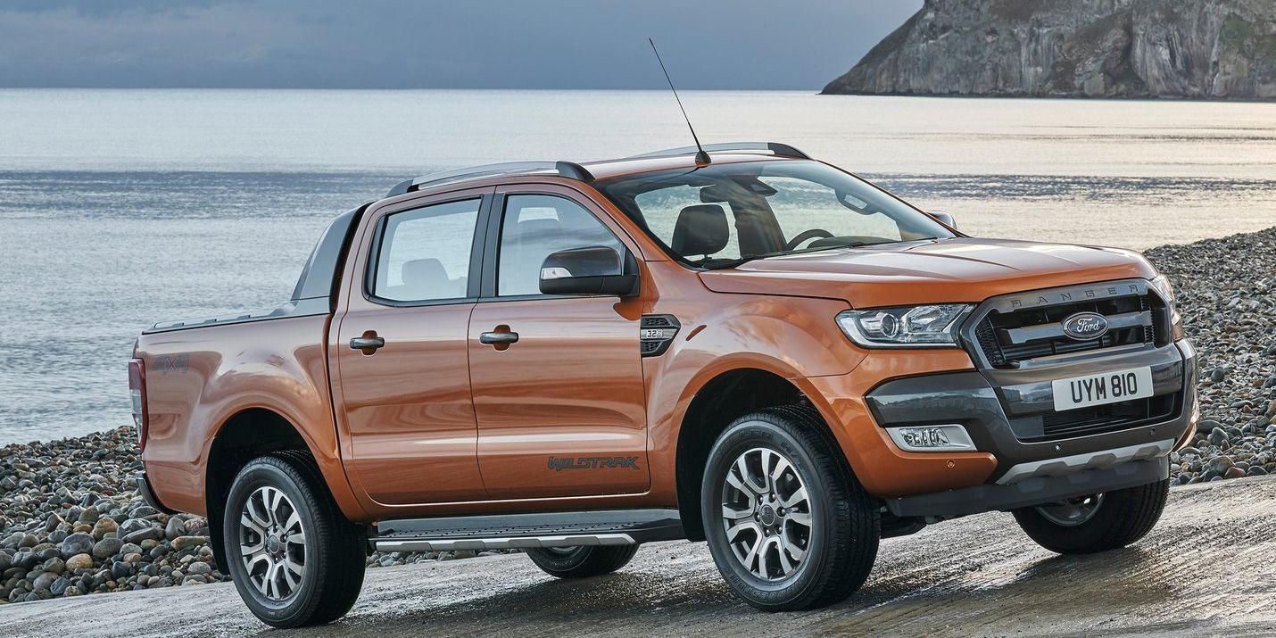 New Ford Ranger >> This Is The New Ford Ranger For 2019 Ford Ranger Ford