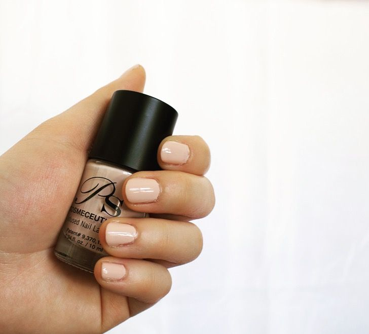 Dream by PS Cosmeceutical Infused Nail Lacquer in Southern Sand from ...