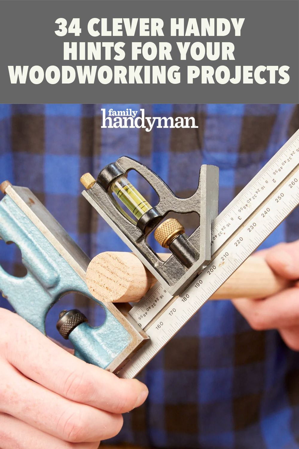 34 clever handy hints for your woodworking projects in