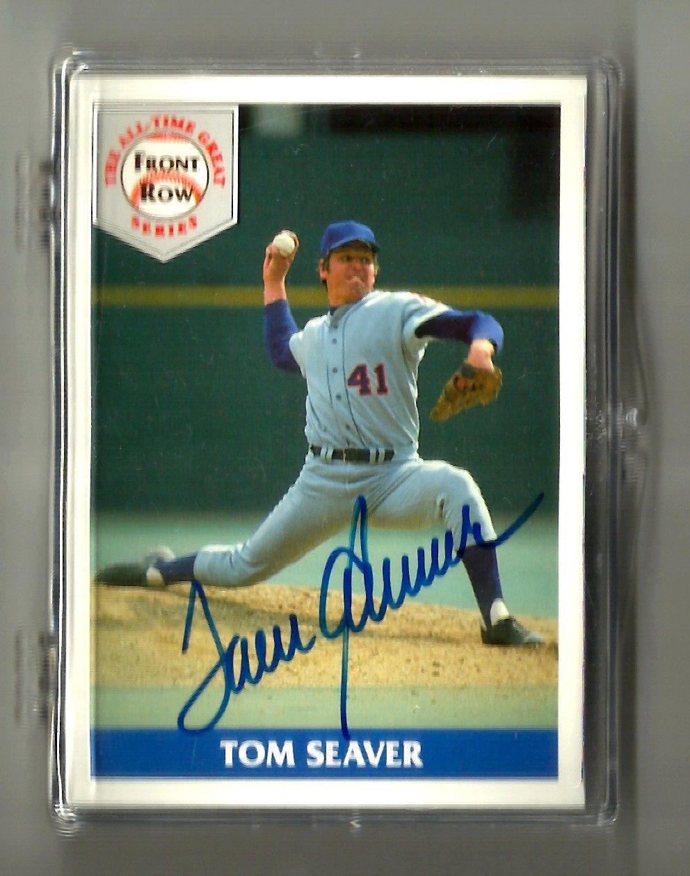 Park Art|My WordPress Blog_Tom Seaver Baseball Card Worth