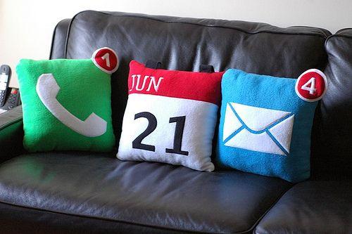 sofa notifications | Stuff | Pinterest