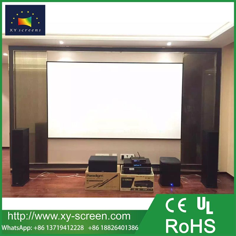 Pin by August Liu on Narrow Fixed Frame Projector Screen | Pinterest ...