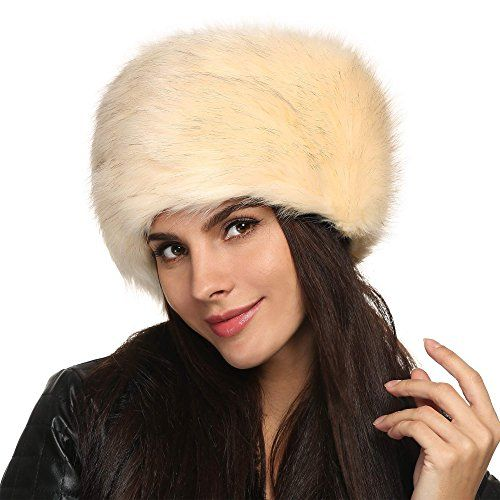 4c33bad0894730 Love this hat style | Taxidermy | Hats, Ear warmers, Faux fur