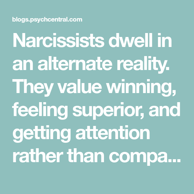 Nine Truths Narcissists Will Never Tell You | Mental health