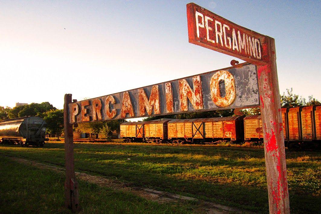 Bienvenidos a Pergamino, Argentina! Vol. 1