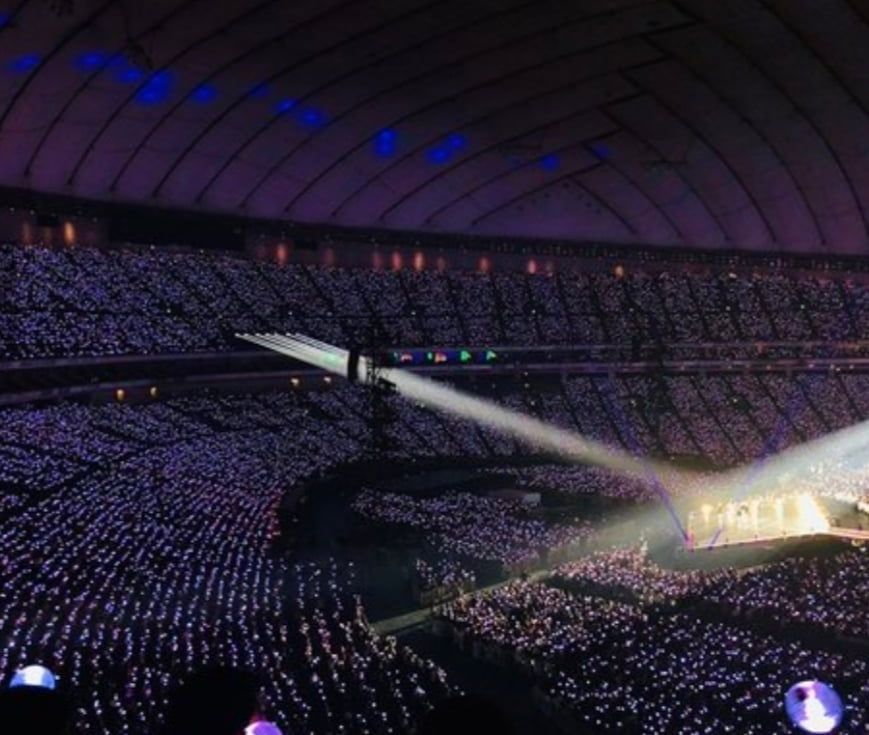 Dipenuhi Fans Ini 10 Grup Idol Kpop Yang Sukses Konser Di Tokyo Dome Tokyo Dome Konser Idol