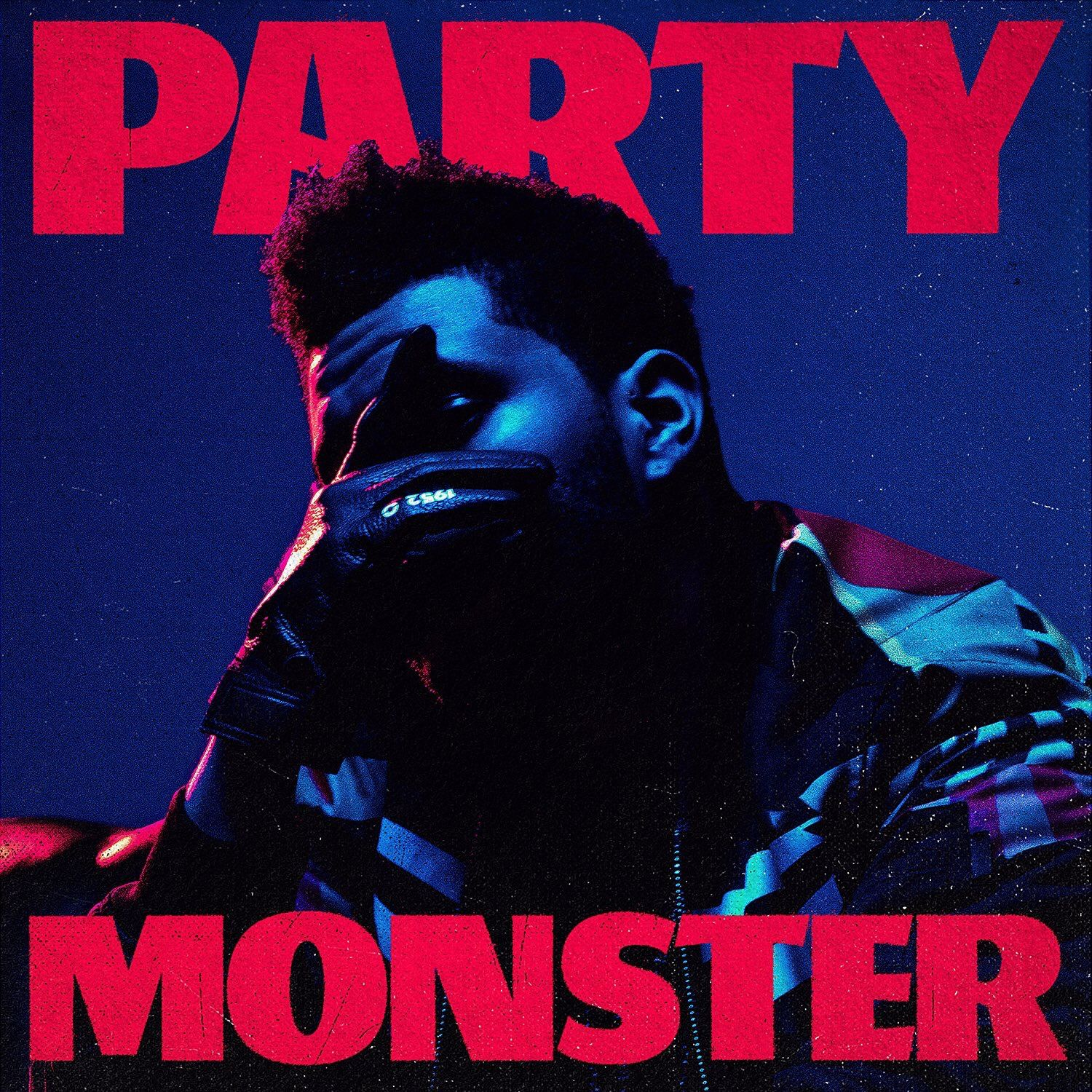 Artwork For The Weeknds New Single Party Monster