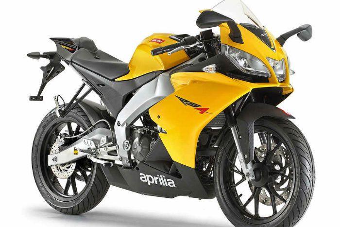2016 Aprilia Rs 125 Moto
