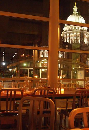 Graze Madison Dining Room View
