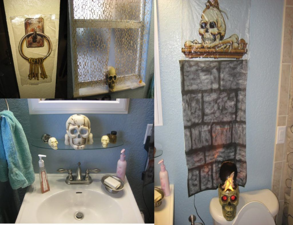 Pirate Ship Bathroom Accessories