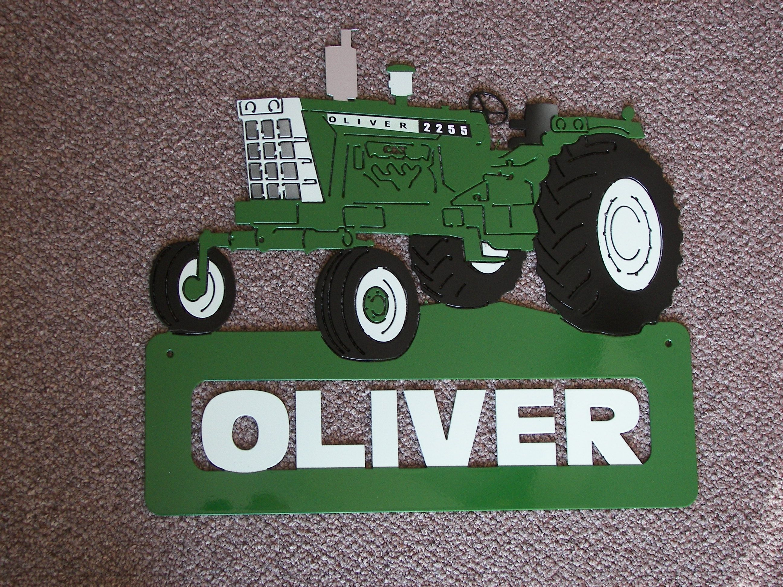 Pulling Tractors For Sale >> Oliver 2255 White 2-180 V8 Puller Tractor Caterpillar 3208 ...