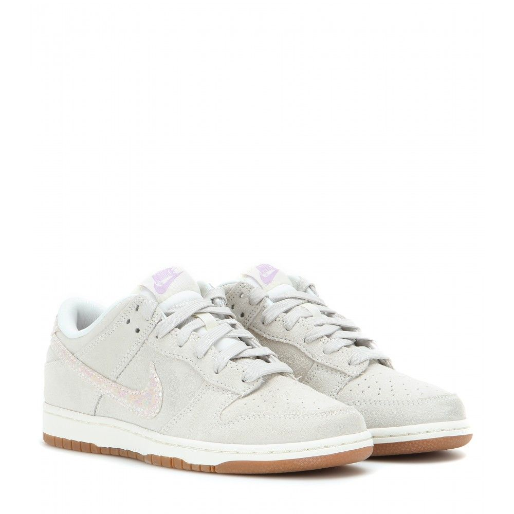 Nike - Dunk Low Premium leather sneakers - The 'Dunk Low' from Nike combines