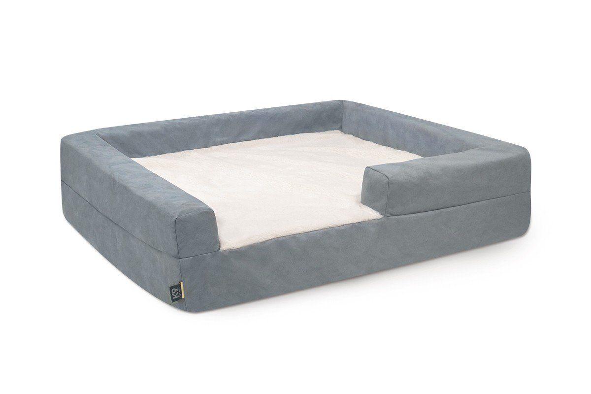 K9 Designer Easy Clean Bolster Orthopedic Bed Washable Dog Bed Dog Bed Orthopedic Dog Bed
