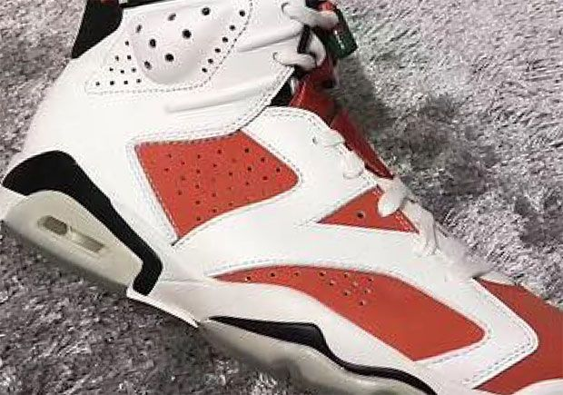 "8a98e35e1c4  sneakers  news The Gatorade-Inspired Air Jordan 6 ""Like Mike"" Is Releasing  This Fall"