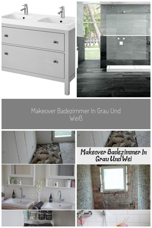 Ikea Hemnes Odensvik Bathroom Vanity Gray Badezimmer Ikea Grau Hemnes Odensvik Bathroom Vanity Gray Ikea In 2020 Badezimmer Grau Badezimmer Ikea