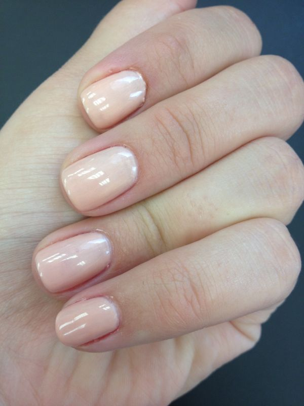Gelish Forever Beauty The Elusive Color I Have Been