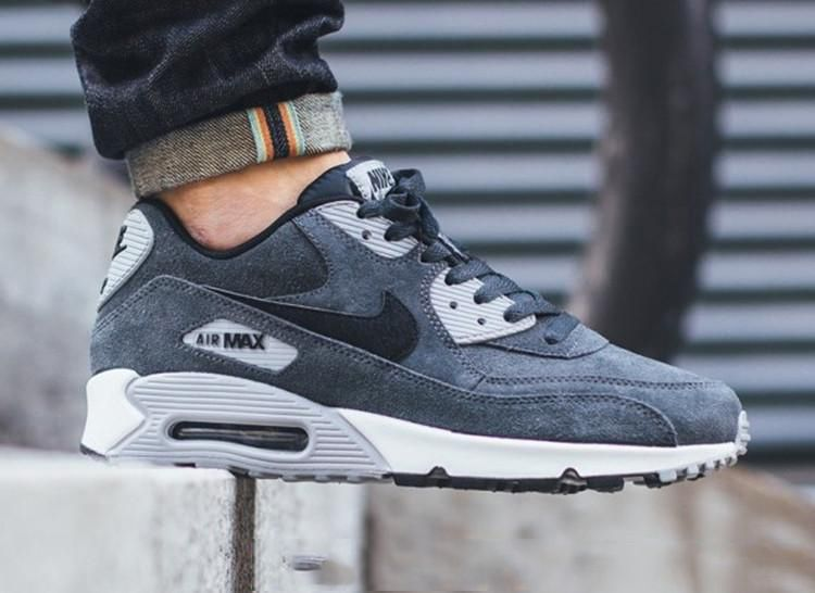 black anthracite wolf grey black nike thea