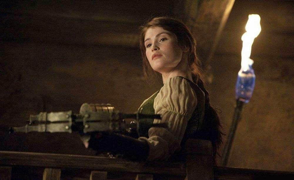 Gretel Witch Hunter Gemma Arterton Hunter Movie Witch