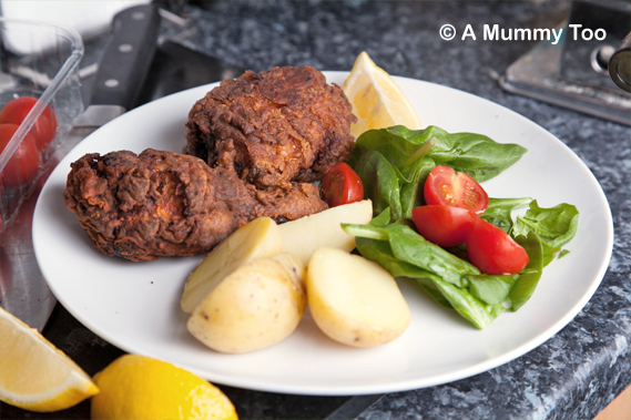 recipe: buttermilk fried chicken gordon ramsay [18]