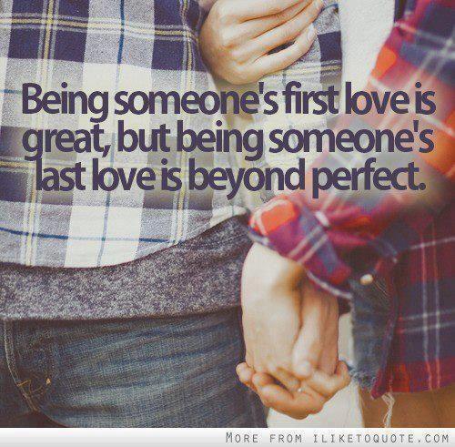 Last Love quote